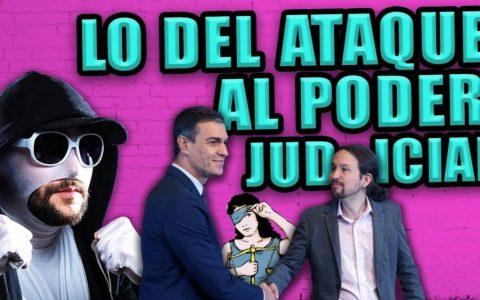 ¿Tan mala es la reforma del Consejo General del Poder Judicial que ha propuesto PSOE+Podemos?