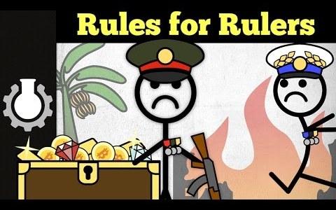 The Rules for Rulers: las reglas para los que hacen las reglas