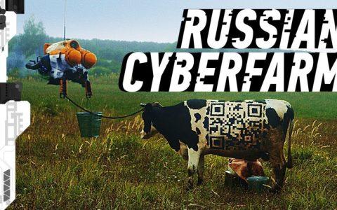 Así serán las granjas rusas del futuro
