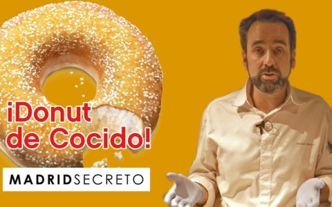 Donut de COCIDO