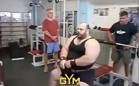 Fauna de gimnasio: recopilatorio de ejercicios aberrantes