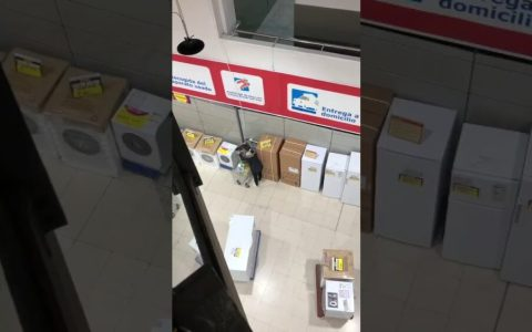 Ocean Eleven made in Spain: robando jamones