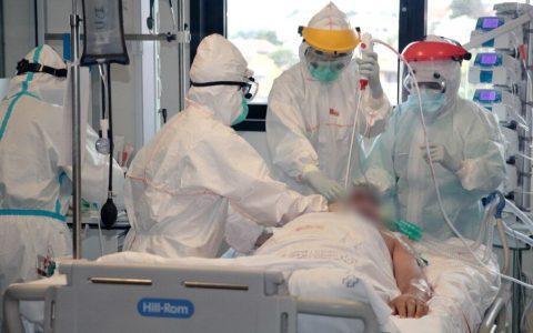 Así están las cosas en algunos hospitales a día de hoy...