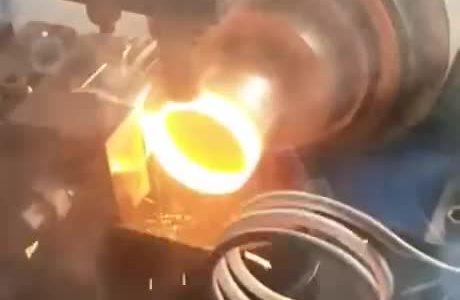 Sellando tubos con electricidad
