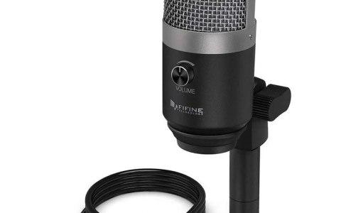 Mi micrófono está de oferta flash