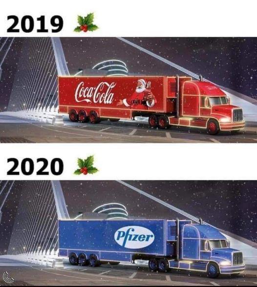 Este año alguien le va a robar el protagonismo al Papá Noel rojo de CocaCola