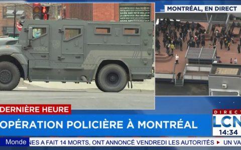 Unos secuestradores han tomado las oficinas de Ubisoft en Montreal y tienen a decenas de rehenes en la azotea