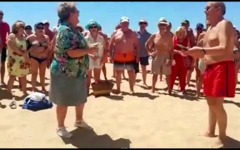 Ojo con las batallas de yayos