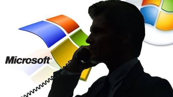 El timo de la llamada de Microsoft