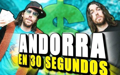 Andorra en 30 segundos
