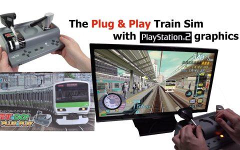 El juego que estabas esperando no era CyberPunk: DENSHA DE GO!, el simulador para ser un conductor de Trenes.