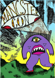 Poster Design for the MancsterCon