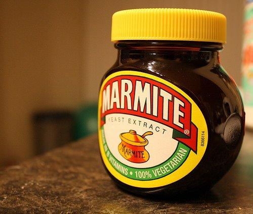 Marmite a kenyérre kenhető élesztőkivonat