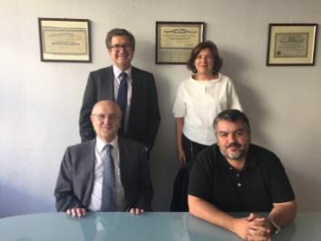 Finsalud & Psicólogos sin Fronteras. Fernando Zunzunegui, Milena Gobbo, José Manuel Ribera Casado, Guillermo Fouce