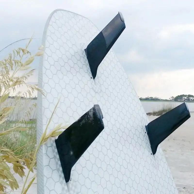 Modern Surfboard Fin and SUP Fin Designs 13