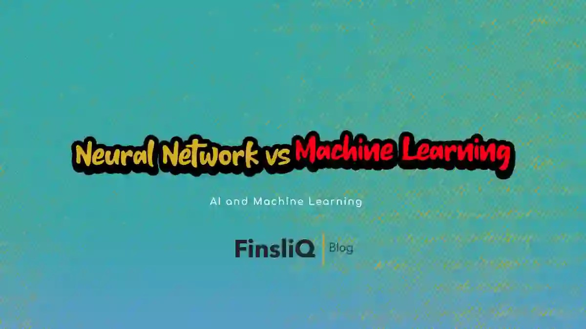 Neural Network vs Machine Learning