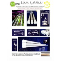 Rio LED light fixture-2ft (24w) - Fins N Flora