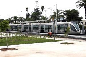 Rabat Tramway