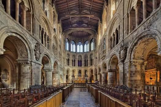 St. Bartholomew's the Great Church (via greatstbarts.com)