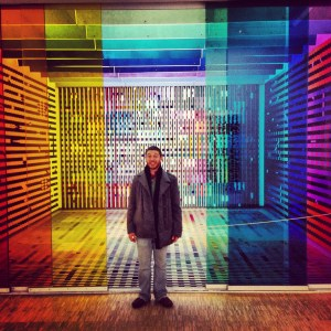 Exhibit at Pompidou Centre