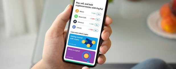 PayPal Dips Its Toes in the Crypto Market…. in 2021 ...