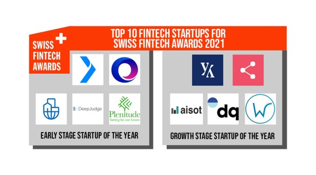 The Top 10 Fintech Startups Are Revealed for the Swiss ...