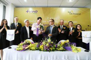 Timo Sun Life signs partnership agreement