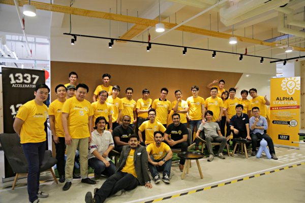 1337 Ventures teams up with Maybank in regional FinTech drive