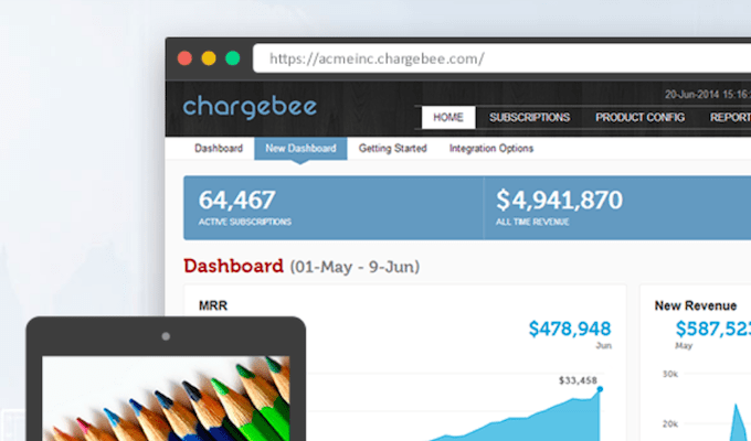 ChargeBee takes the pain out of subscription billing, raises $5M from Tiger Global, Accel