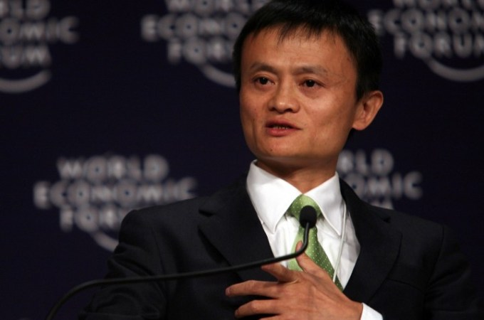 Watch Alibaba's Jack Ma Demonstrate Face Recognition-Enabled Payments