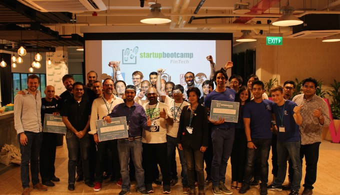 Startupbootcamp Announces Top 10 FinTech Startups To Join Its Singapore Program