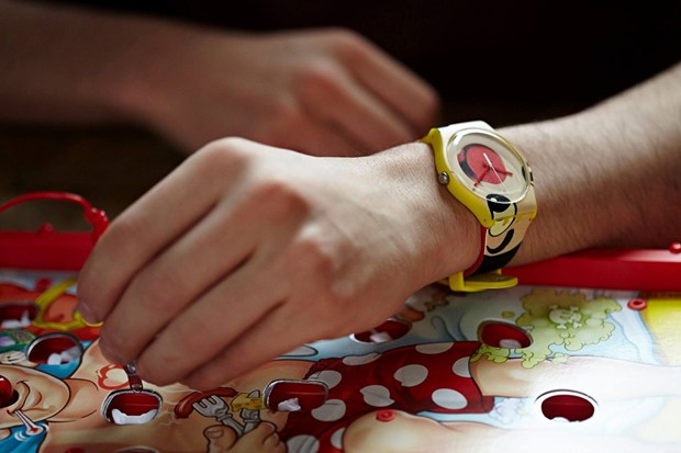 Swatch Adds NFC, But Rules Out Full Smartwatch