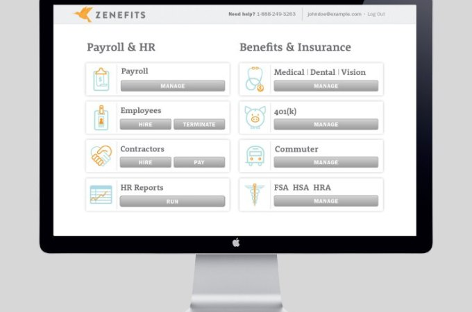 Zenefits Just Raised $500 Million At A $4.5 Billion Valuation