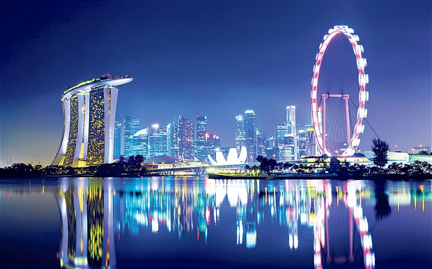 Singapore May Slip Into Recession