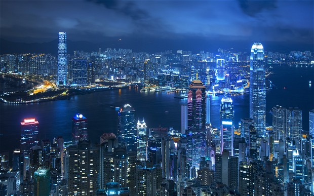 Hong Kong To Become Tech Startup Hub