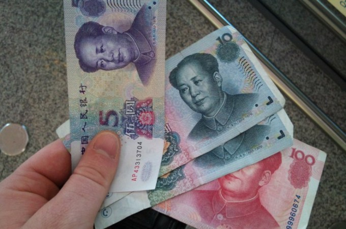 Online Financing in China