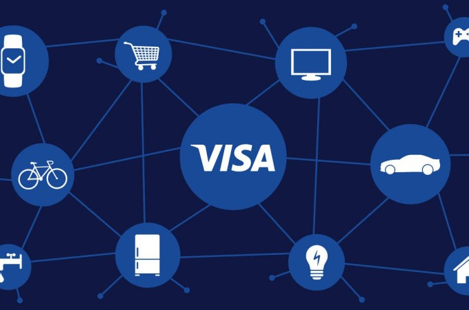 Visa gets ready for the Internet of Things