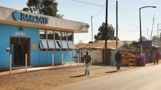 Why is Britain's Barclays Bank pulling out of Africa?