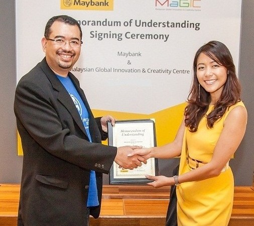 Maybank-MaGIC collaborate to boost start-up businesses in Malaysia