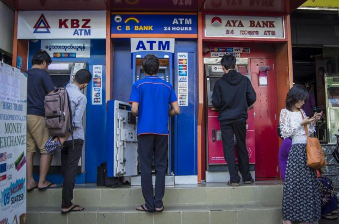MOBILE MONEY: FROM HYPE TO REALITY