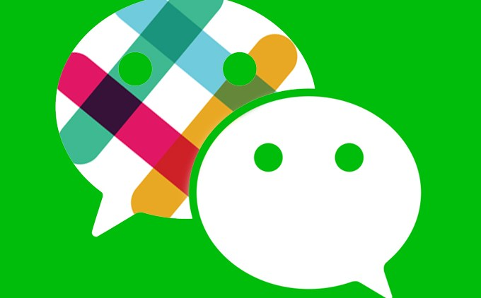 WeChat is building its own Slack