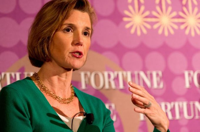 Two of the Most Powerful Women in Finance Are Joining Forces