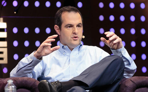 The CEO of fintech company Lending Club is stepping down, and now the stock is crashing