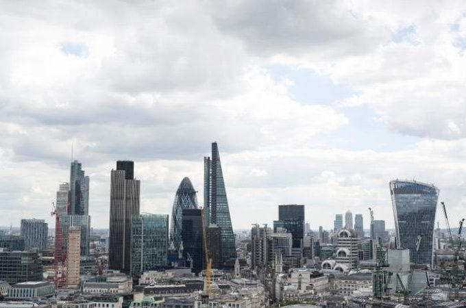 London office development hits 20-year high