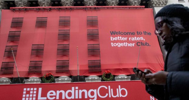 US peer-to-peer lending model has parallels with subprime crisis