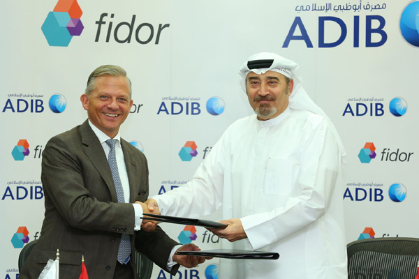 Fidor to provide digital backbone for ADIB