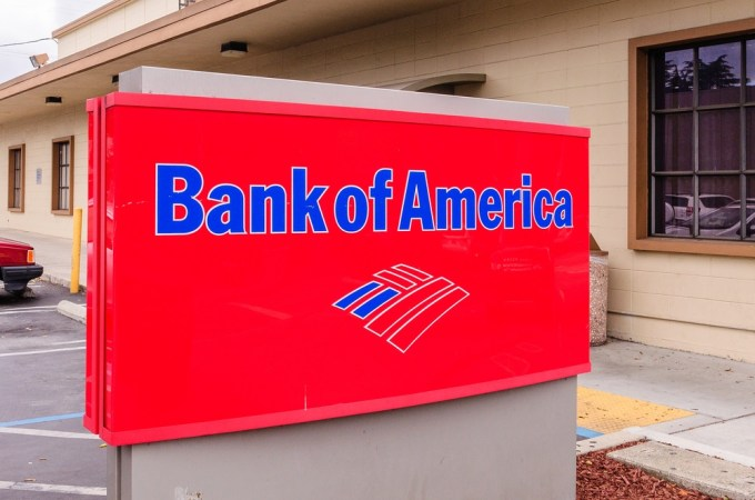 Bank of America Partners with Digital Payments Firm