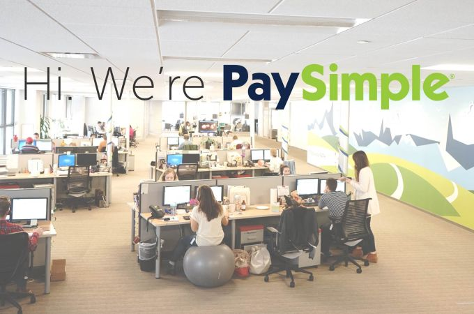 PaySimple Pulls in $115 Million