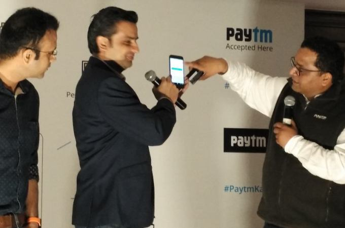 Alibaba-backed Paytm solves the problem of card payments in India