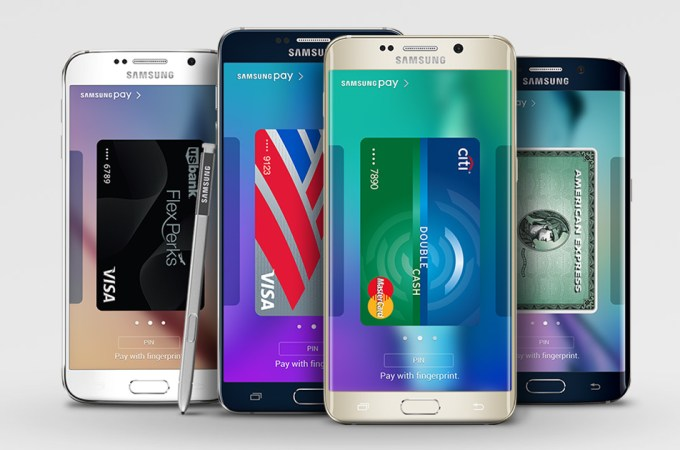 Samsung launches a rewards program to get people using Samsung Pay mobile payments